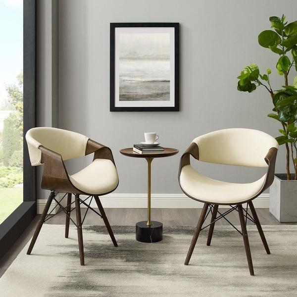 Carson Carrington Tvedestrand Contemporary Teal Velvet Accent Chair. Opens flyout.