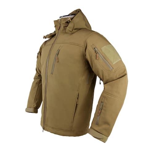 Ncstar caj2969tm ncstar caj2969tm vism alpha trekker jacket - tan - medium