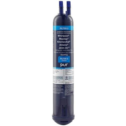Original Whirlpool Water Filter Cartridge 4396710 / 4396710B / FILTER3C OEM