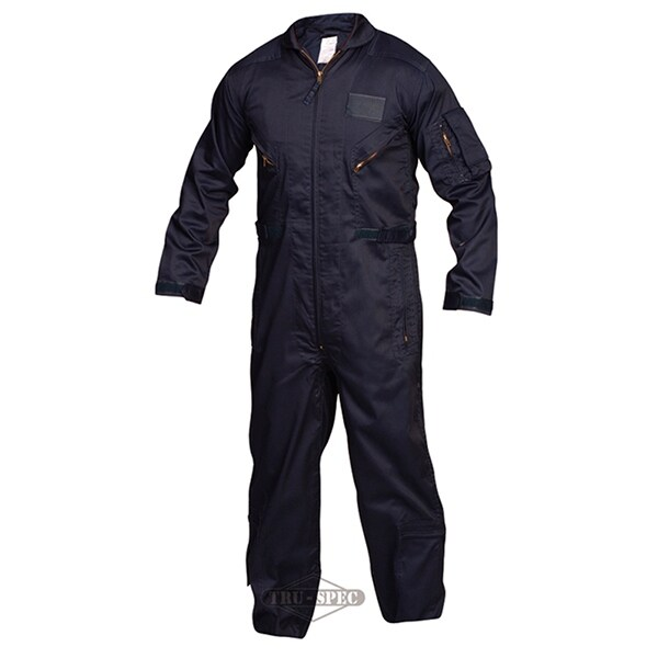 Tru-Spec 27-P Flight Suit Dark Navy M-Reg 2651004