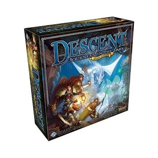 Descent Journeys in the Dark 2nd Edition Board Game