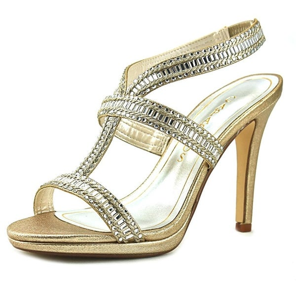 Caparros Givenchy Women Gold/Metallic Sandals
