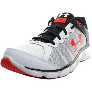 Under Armour Micro G Assert VI Women Round Toe Synthetic Running Shoe