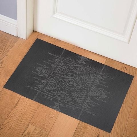 TURK Indoor Floor Mat By Kavka Designs