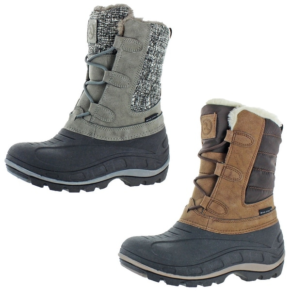 Revelstoke Hannah Women's Waterproof Winter Snow Boots. Opens flyout.