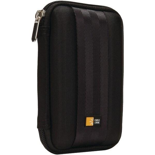 Case Logic Qhdc-10Black Portable Hard Drive Case