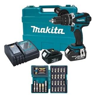 """Makita 18V LXT® Li-Ion 1/2"""" Driver-Drill Kit Set"""
