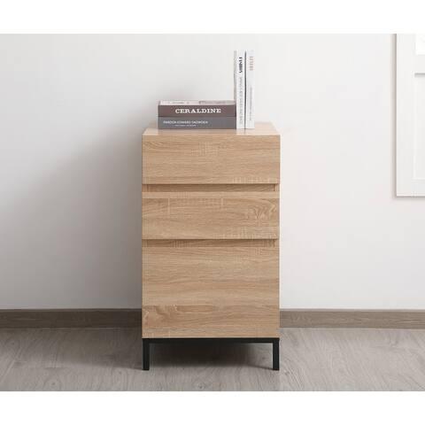 Atlas 18 inch File Cabinet in Mango Wood