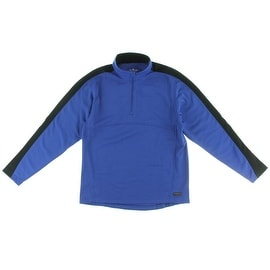 Charles River Apparel Mens Wicking Long Sleeves 1/4 Zip Pullover