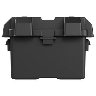 Noco Group 27 Snap-Top Battery Box - Black Group 27 Snap-Top Battery Box