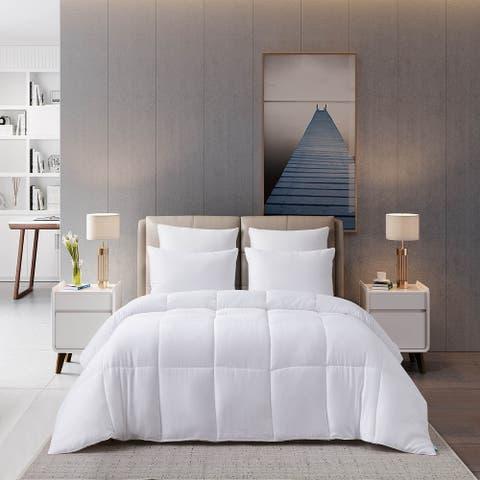 Martha Stewart Tencel Filled Down Alternative Comforter