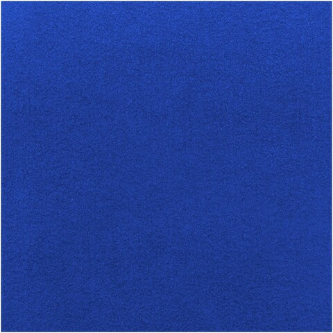 Beadsmith Ultra Suede For Beading Foundation And Cabochon Work 8.5x4.25 Inches - Jazz Blue