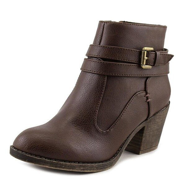 Rocket Dog Sessions Sierra Round Toe Synthetic Ankle Boot