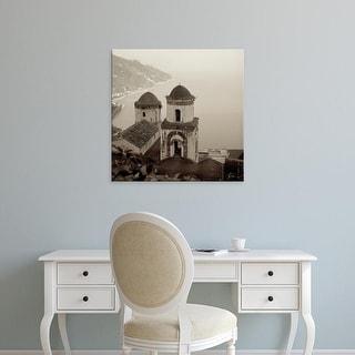 Easy Art Prints Alan Blaustein's 'Campagnia #3' Premium Canvas Art