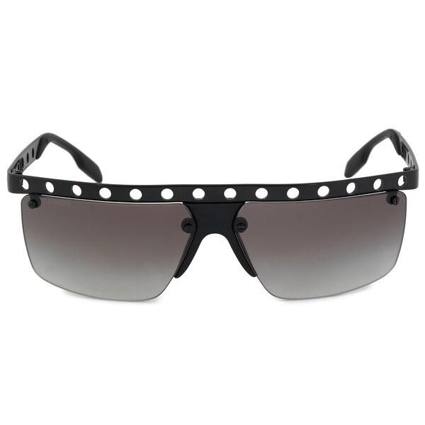 c7a42dc8d Shop Prada Aviator Sunglasses PR50R 1BO0A7 62 - On Sale - Free ...