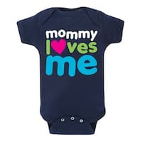 Mommy Loves Me  - Infant One Piece