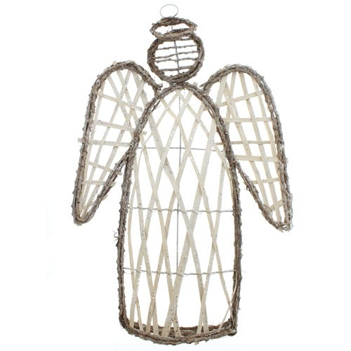 Grey Wash Vine Angel