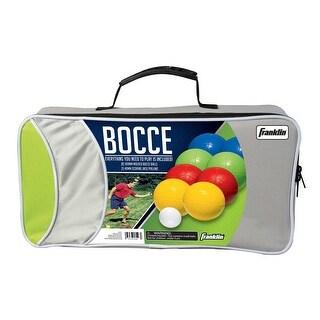 Franklin 50101 Intermediate Series Bocce Ball Set with Scoring Jack