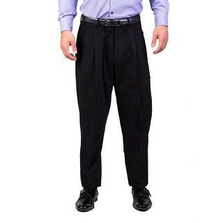 Dior Homme Men's Cotton MC Hammer Fit Dress Trousers Pants Black - 32