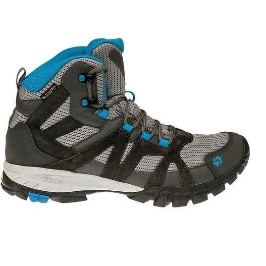 Jack Wolfskin Volcano Mid Hiking Shoe, Mens, Waterproof Texapore, Sizes 7-11