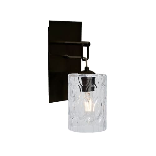 Besa lighting 1wp cruscl cruise single light wall sconce with clear besa lighting 1wp cruscl cruise single light wall sconce with clear glass shade free shipping today overstock 19760004 aloadofball Images
