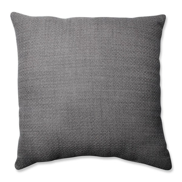 "24.5"" Smoky Nights Decorative Indoor Throw Pillow"