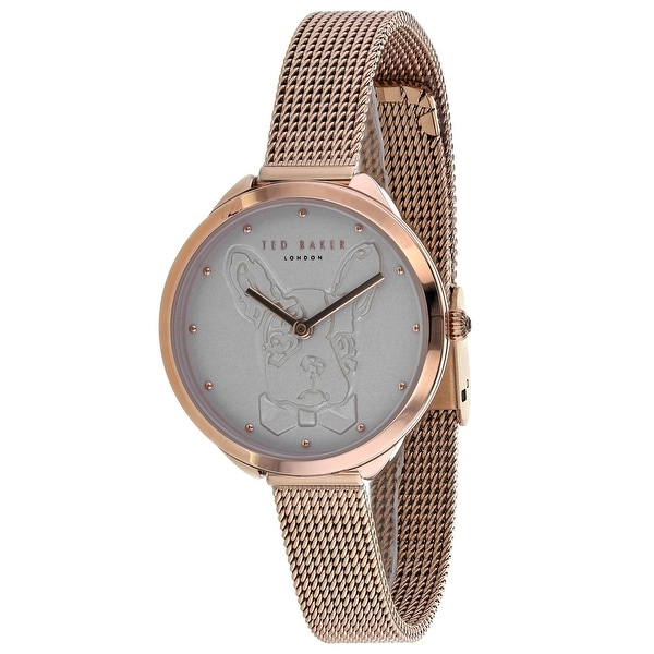b46feb802 Shop Ted Baker Women s Elena Watch - TE50014004 - Free Shipping Today -  Overstock - 27108173