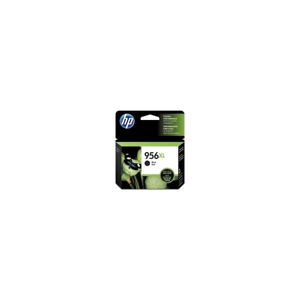 HP 956XL High Yield Black Original Ink Cartridges (L0R39AN)(Single Pack)