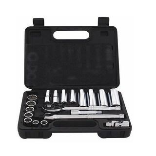 "Mintcraft TS1020-M Socket Wrench Set 3/8"", 20 Piece"