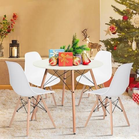 Carson Carrington Salanda 5-piece Dining Table Chair Set