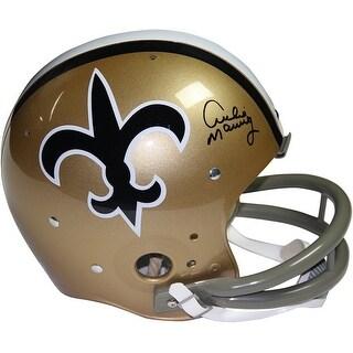 Archie Manning Saints Replica Full Size Helmet