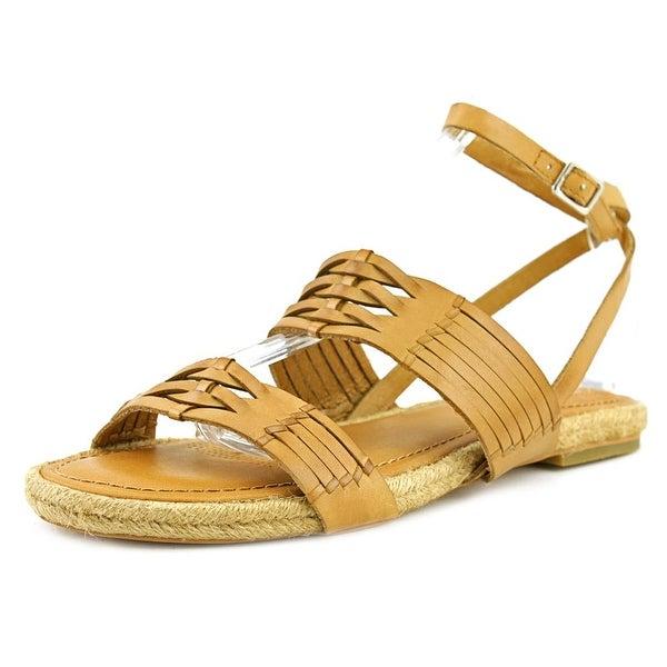 Corso Como Pennisula Women Open Toe Leather Gladiator Sandal