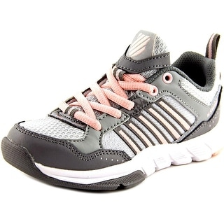 K-Swiss X Trainer Round Toe Synthetic Running Shoe