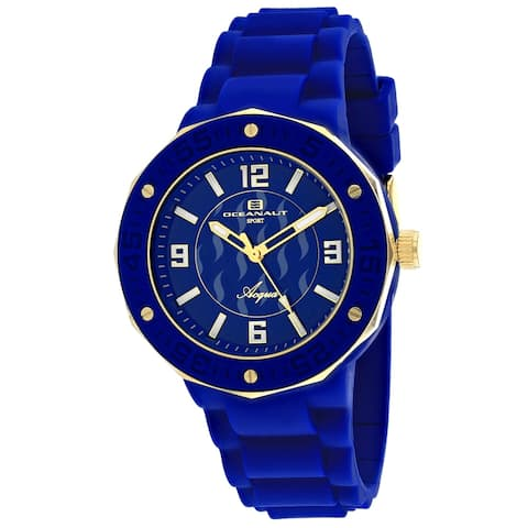 Oceanaut Women's Acqua Blue Dial Watch - OC0223 - One Size