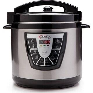 Power Pressure Cooker XL (6-Quart, Silver)
