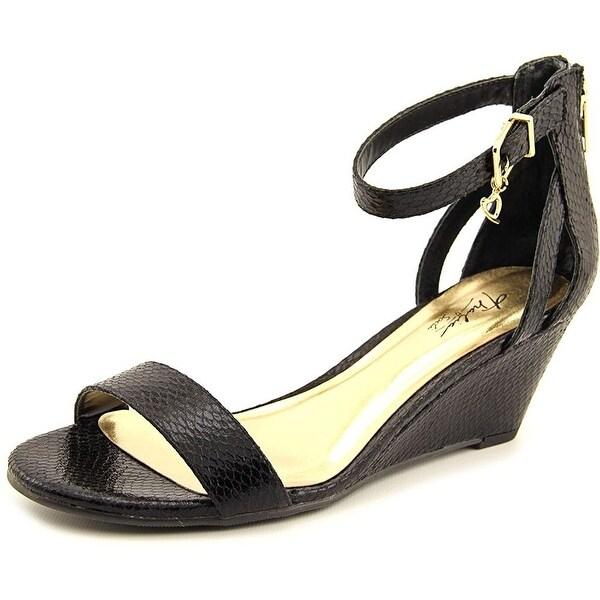 Thalia Sodi Womens Areyana Open Toe Casual Platform Sandals