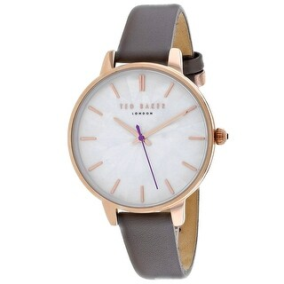 Ted Baker Women's Classic TE50647005 Mother of Pearl Dial watch