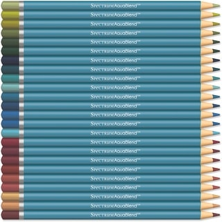 Spectrum Noir Aquablend Pencils 24/Pkg