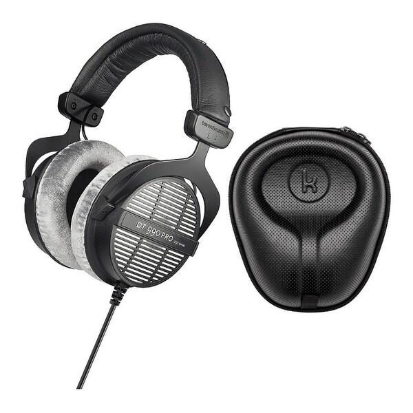 Beyerdynamic DT-990 Pro Acoustically Open Headphones (250 Ohms) Bundle. Opens flyout.