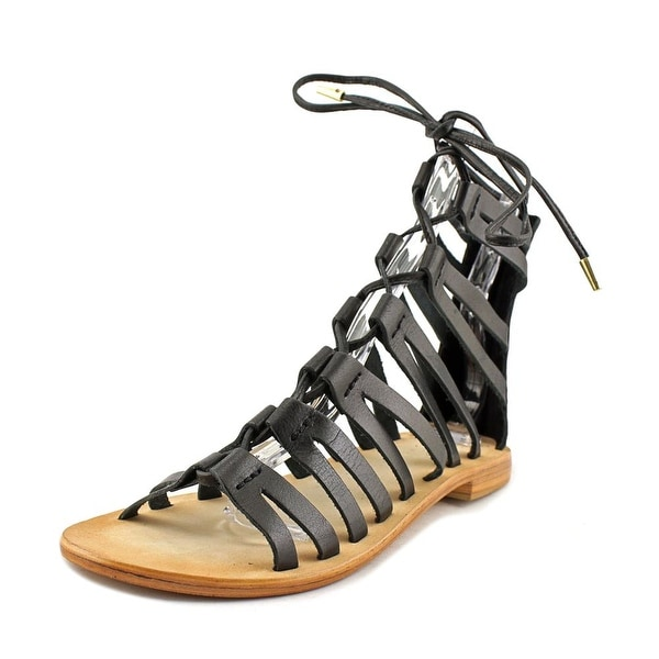 MTNG Eden Women Black Sandals