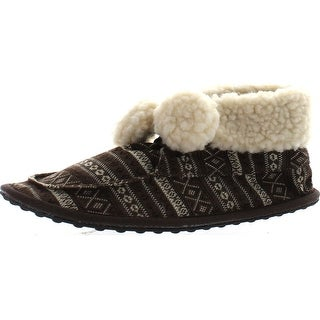 Rocket Dog Women's Snowdrop Slipper Bootie - Brown