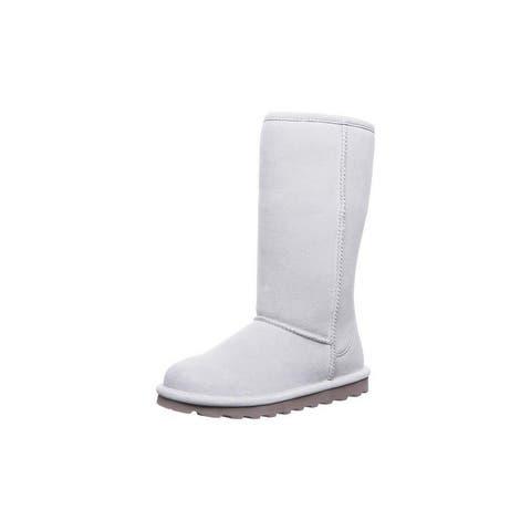 Bearpaw Casual Boots Womens Elle Tall Fur Lined Waterproof