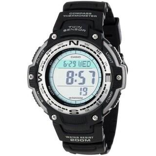 Casio SGW1001VB Casio Men's SGW100-1V Digital Compass Twin Sensor Sport Watch