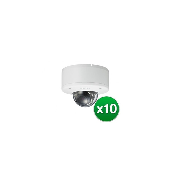 Sony Network FHD Outdoor Camera (10-Pack) Network FHD Outdoor Camera