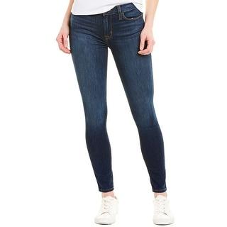 Hudson Jeans Natalie Backhand Ankle Skinny Leg