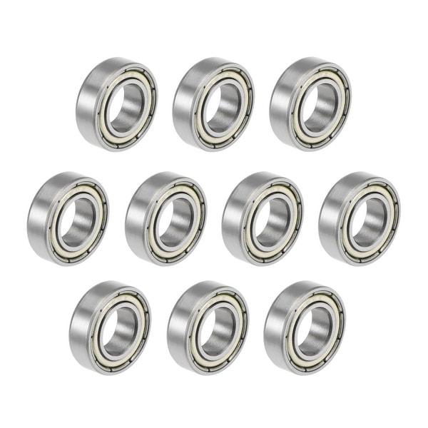 688ZZ Deep Groove Ball Bearings Z2 8x16x5mm Double Shielded Carbon Steel 10pcs