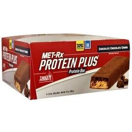 MET-Rx Protein Plus Bar Chocolate Chunk (Box of 9)