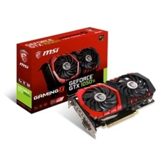 Link to MSI Video Card GTX 1050 TI GAMING X 4G G1050TGX4 GPU GTX 1050 Ti 4GB GDDR5 Retail Similar Items in Computer Cards & Components