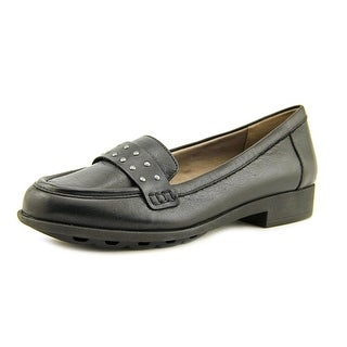 Easy Spirit Norden Round Toe Leather Loafer