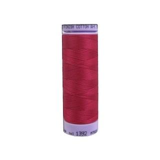 9105 1392 Mettler Silk Finish Cotton 50 164yd Currant
